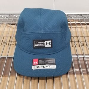 Under Armour UA Storm Deboss Camper Flat Fit Hat